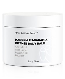 Herbal Dynamics Beauty Mango and Macadamia Intense Body Balm