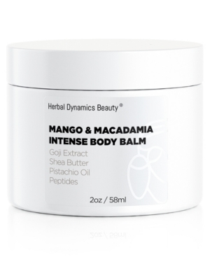 Herbal Dynamics Beauty Mango and Macadamia Intense Body Balm