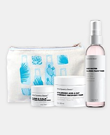 "Herbal Dynamics Beauty ""Take Flight"" Travel Essentials Skincare Kit"