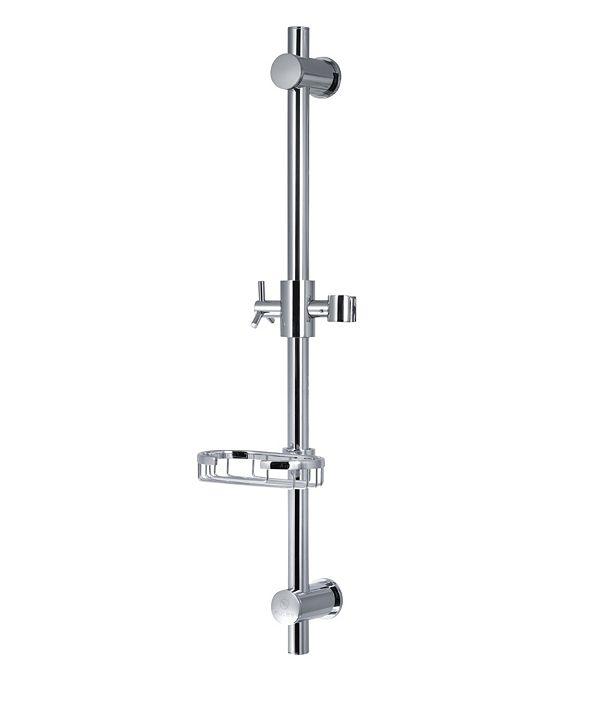 Pulse Shower Spas Pulse ShowerSpas Adjustable Slide Bar Shower Panel Accessory