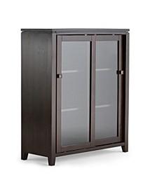Cosmopolitan Storage Cabinet