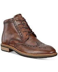 Men's Vitrus I Wingtip Full-Brogue Boots