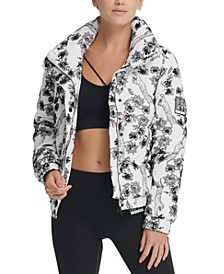 Sport Sumatra Printed Puffer Jacket