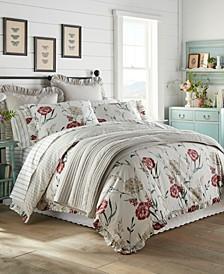 Cottage Garden  Full/Queen Comforter Set
