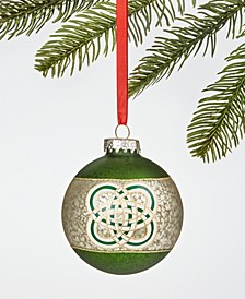 Irish Celtic Knot Ornament, Created for Macy's