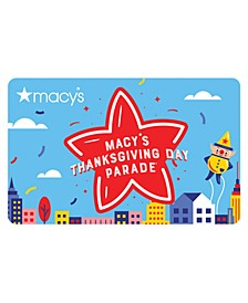 Parade Star E-Gift Card