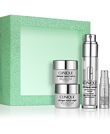 Clinique 4-Pc. De-Aging Experts Set