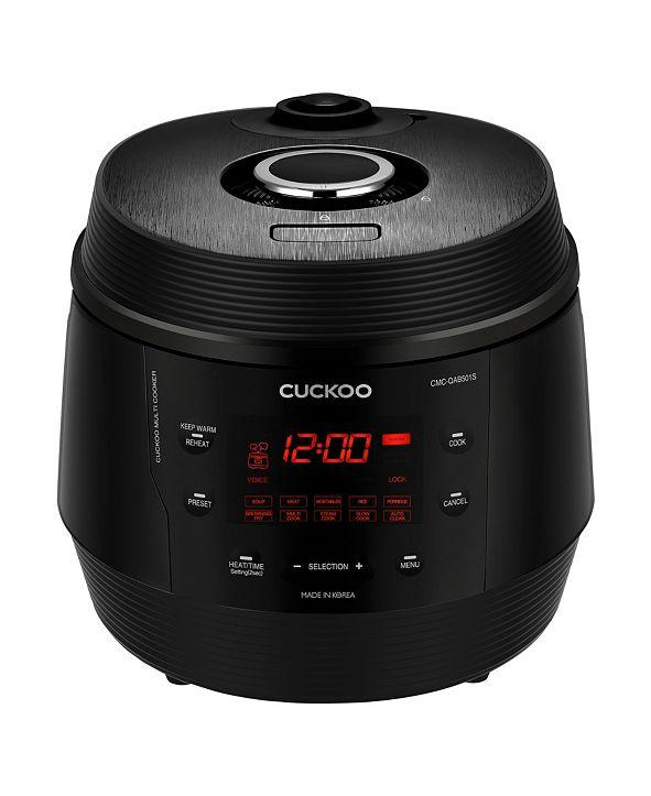 Cuckoo 8-in-1 Multi Pressure Cooker 5-Qt., Standard
