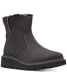 Clarks Collection Women's Ivery Opal Boots