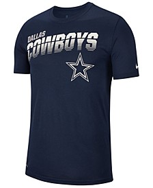 Big Boys Dallas Cowboys Sideline T-Shirt