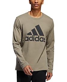 Men's Logo Long-Sleeve T-Shirt