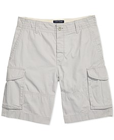 Men's Cargo Shorts with Magnetic Fly