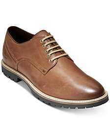 Men's Nathan Plain Toe Oxfords