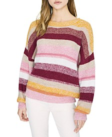 Blur The Lines Striped Sweater