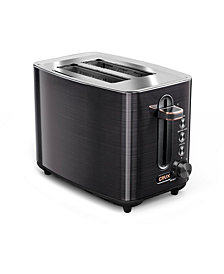 Crux 2 Slice Toaster 14806, Created for Macy's