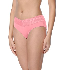 No Pinching No Problems Lace Hipster Underwear 5609J