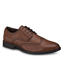 Men's Wingtip Oxford Dress Shoes