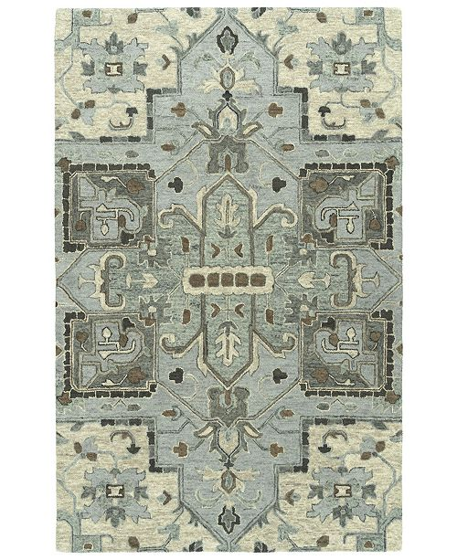 Kaleen Chancellor CHA09-56 Spa 8' x 10' Area Rug