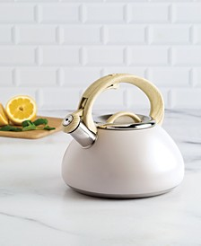 2.5-Qt. Blush Pink Tea Kettle