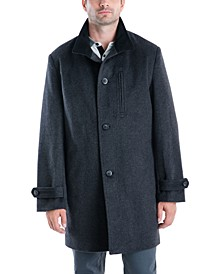 Men's Clark Classic-Fit Top Coat