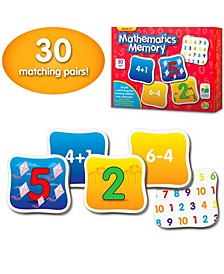 Match It Memory- Mathematics