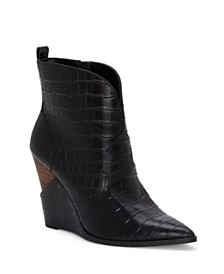 Jessica Simpson Hilrie Wedge Booties