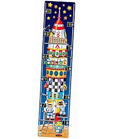 Long and Tall Puzzles- 123 Rocket Ship