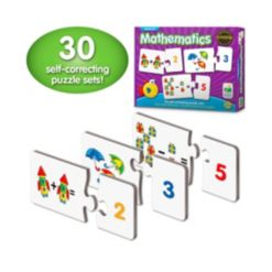 The Learning Journey Match It- Mathematics