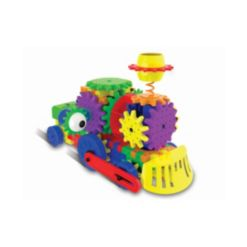 The Learning Journey Techno Gears- Crazy Train