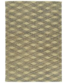 Tulum Jute TUL02-103 Slate 2' x 3' Area Rug