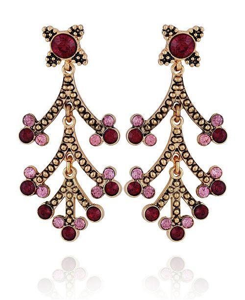 nanette Nanette Lepore Beautifully Berry Drop Earring