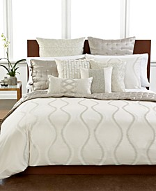 CLOSEOUT! Finest Luster Bedding Collection, Created for Macy's