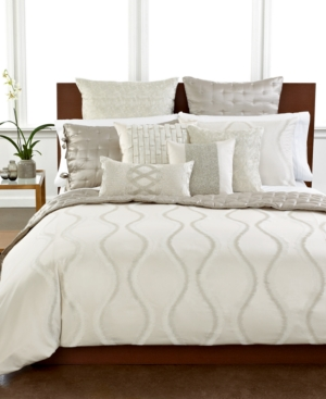 """Hotel Collection Finest Luster 18"""" Square Decorative Pillow Bedding"""