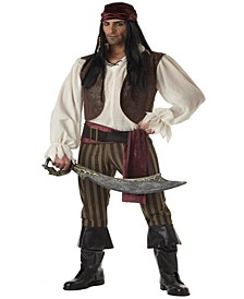 BuySeason Men's Rogue Pirate Costume