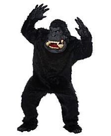 BuySeason Men's Goin' Bananas Big Mouth Ape Costume