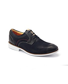 Plain Toe 3 Eyelet Oxford