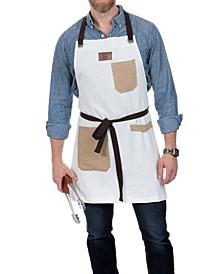 Linen Chef Apron