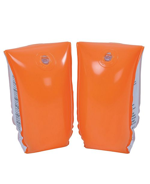 Northlight Set of 2 Inflatable Swimming Pool Children's Arm Floats - 12""