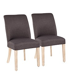 Tori Dining Chairs, Set of 2