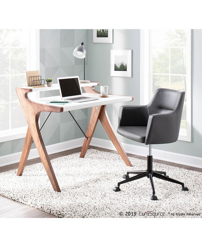 Lumisource - Andrew Office Chair, Quick Ship