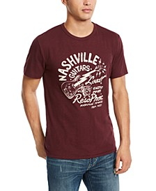 Men's Nashville Guitars ResoPhonic Graphic T-Shirt