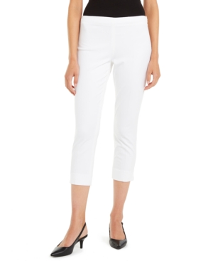 Elie Tahari Pants JULIETTE CROPPED PANTS