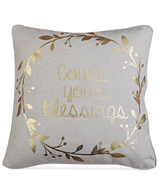 "Ciara 20"" x 20"" Decorative Pillow"