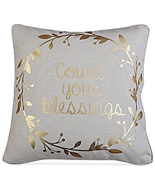 """Ciara 20"""" x 20"""" Decorative Pillow"""