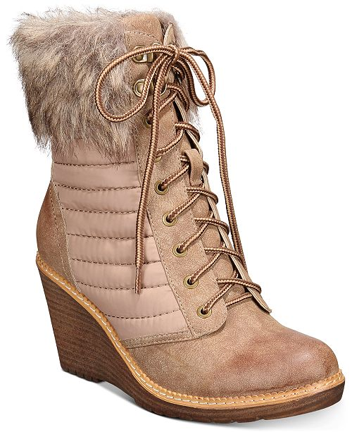 ZiGi Soho Ames Wedge Booties