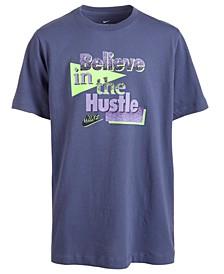 Big Boys Hustle Cotton T-Shirt