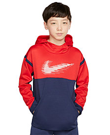 Nike Big Boys Therma Fleece Hoodie
