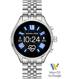 Access Gen 5 Lexington Stainless Steel Bracelet Touchscreen Smart Watch 44mm, Powered by Wear OS by Google™