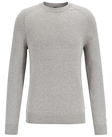 BOSS Men's Kamiscos Crewneck Sweater