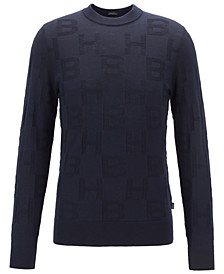 BOSS Men's Bartolo Regular-Fit Sweater